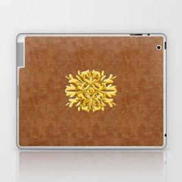 """Marron Doré"" Laptop & iPad Skin"