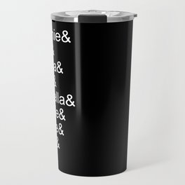 KotLC Cast Travel Mug