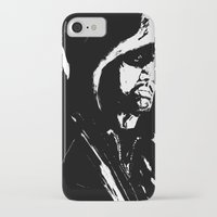 green arrow iPhone & iPod Cases featuring Arrow by Seth House