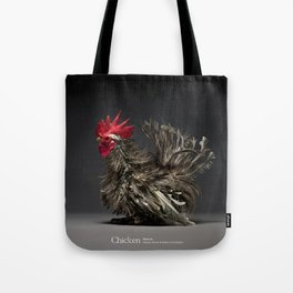 Chic!ken - Frizzle Chabo Tote Bag