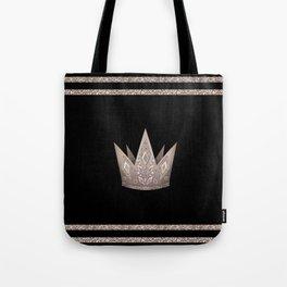 Crown, Queen 2 Tote Bag