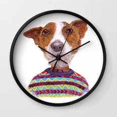 Alvin Wall Clock