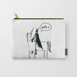 Unicorns like French Fries and Baked Potatoes Carry-All Pouch
