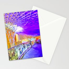 London Pop Art Stationery Cards