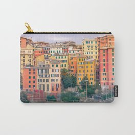 Genoa colorful view Carry-All Pouch