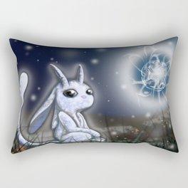 On That Fateful Night... Rectangular Pillow