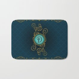 Monogram D Bath Mat