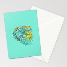Jurassick Puke Stationery Cards