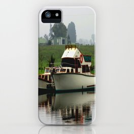 Fog & Reflections iPhone Case