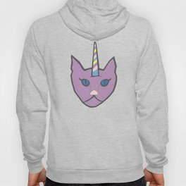 unicat - pink Hoody