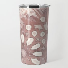 Cellular Geometry No. 2 Travel Mug