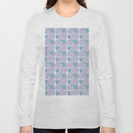 Japanese Pattern 1 Long Sleeve T-shirt