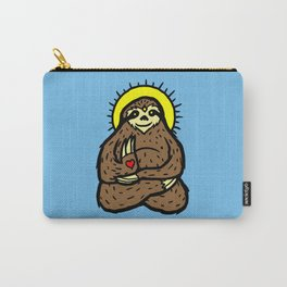 Buddha Sloth Carry-All Pouch
