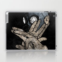 I Know Karate Laptop & iPad Skin