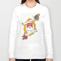 brand new Long Sleeve T-shirts featuring Brand New by Sarah Hinds