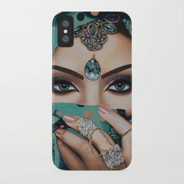 Mariam iPhone Case