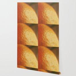 Orange peel, macro photography, fine art print, texture, for bar, home decor or interior desig Wallpaper