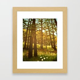 Autumn Greer Framed Art Print