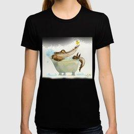 bath T-shirt