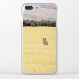 Canidae Clear iPhone Case