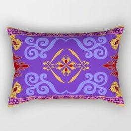Aladdin's Magic Carpet Rectangular Pillow