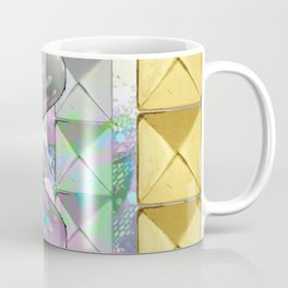 GOLD MEDUSA Coffee Mug