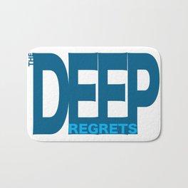 The Deep Regrets Bath Mat