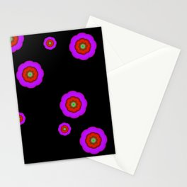 Fractal FlowerPower Stationery Cards