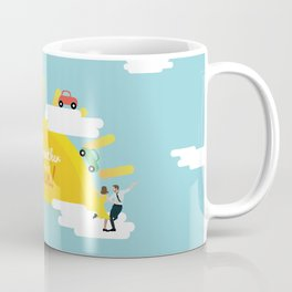 It's another day of sun! Coffee Mug