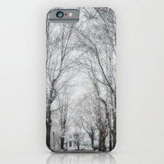 Snow!  Brookline, MA iPhone 6s Slim Case