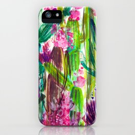 Fiesta Plants iPhone Case