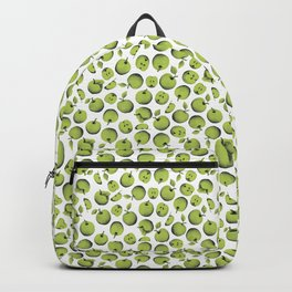Green apples Backpack