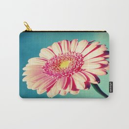 Gerbera Pinkness Carry-All Pouch
