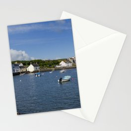Freshwater Bay, Wales Stationery Cards