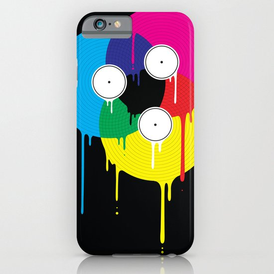Melting Vinyl iPhone & iPod Case