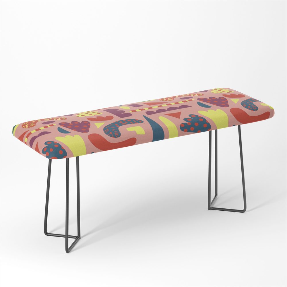 Modern_Abstract_Shapes_Kids_Art_Bench_by_sandrahutter