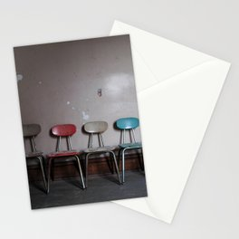 Alone - Interior Landscape Stationery Cards