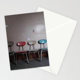 Alone - Interior Landscape Stationery Cards