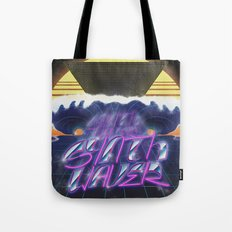 Synthwaver Tote Bag