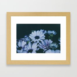 Flower Photography by Echo Grid Framed Art Print
