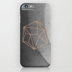 Geometric Solids on Marble iPhone 6s Slim Case
