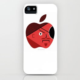 WE ARE PIRATES! (APPLE) iPhone Case