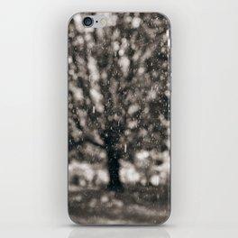 Summer Rain iPhone Skin