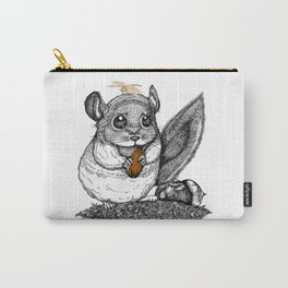 a little chinchilla Carry-All Pouch