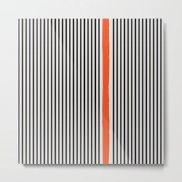 Dark Places - Pattern 2 Metal Print