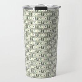 $25,000 Tee Shirt Travel Mug