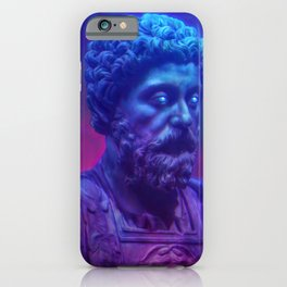 Marcus Aurelius iPhone Case