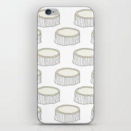 Goat Cheese iPhone Skin