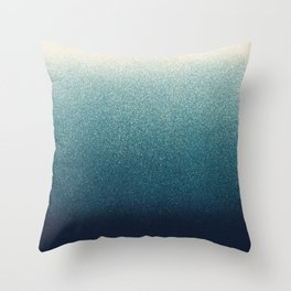 STARDUST / aquarius Throw Pillow