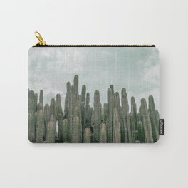 Cactus Jungle Carry-All Pouch